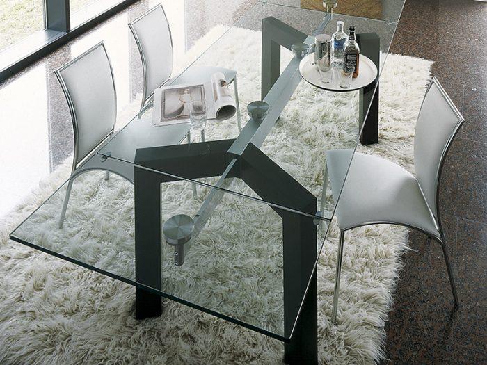 trias allungabile roncato. Black Bedroom Furniture Sets. Home Design Ideas